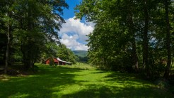 Edneyville barn