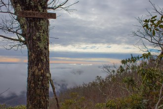 View from Penny Rock