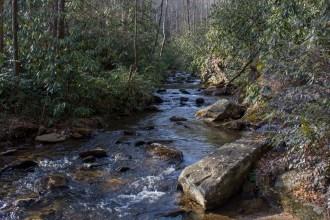 Big Creek trailhead