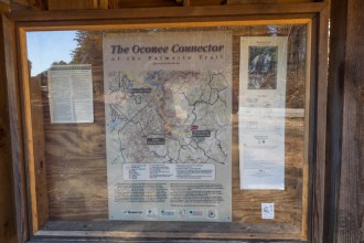 Oconee Station trailhead