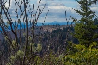 Long distance Blue Ridge