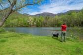 Dave & Grace on the riverside