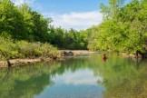 Canoeing Buffalo River