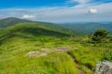 Northeast from Grassy Ridge