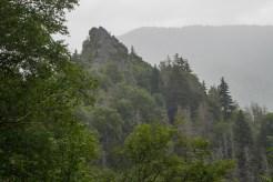 Chimney Tops pinnacle