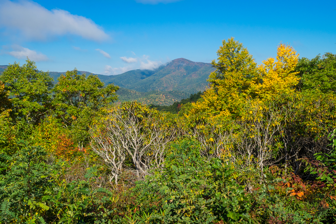 meanderthals blue ridge parkway high country a photo essay