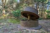 Logging pulley artifact