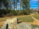 Trailhead at Guion Farm