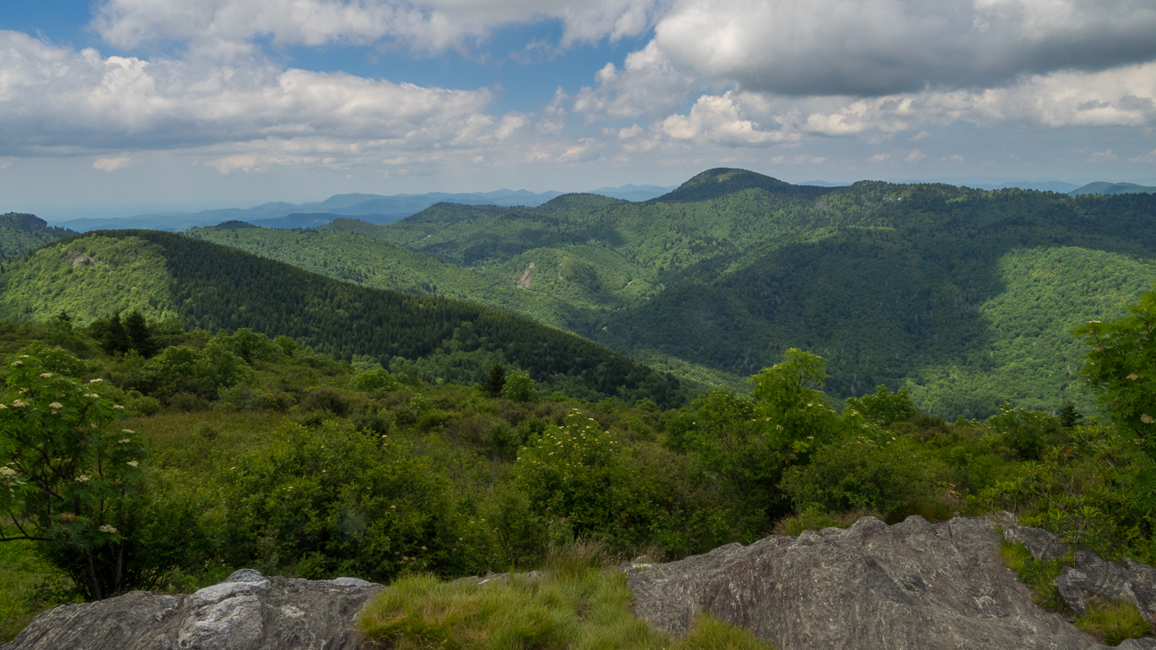 meanderthals summer solstice on sam knob a photo essay