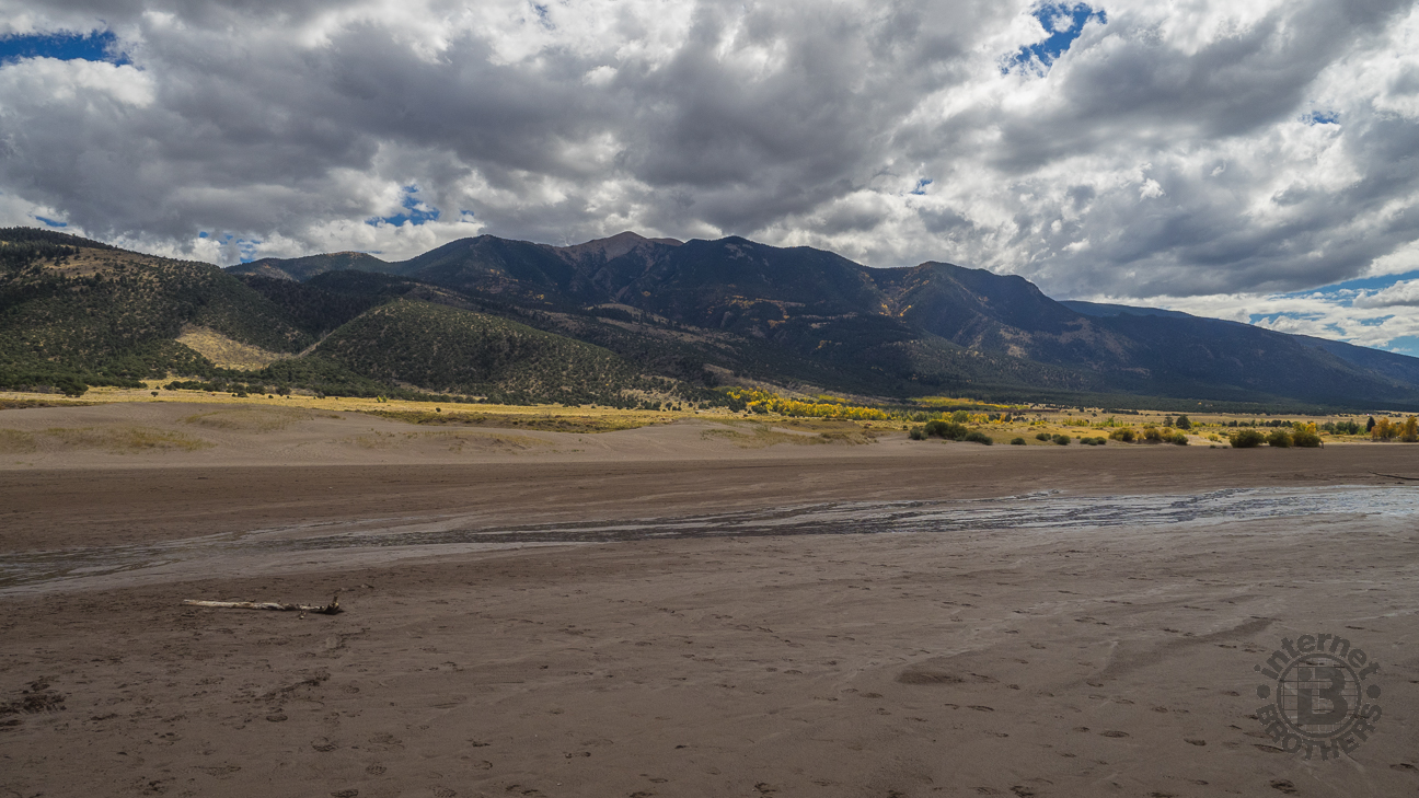 Meanderthals Great Sand Dunes National Park Colorado
