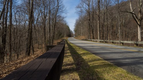Blue Ridge Parkway mile 401