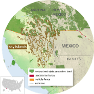 The ecological disaster that is Trump's border wall