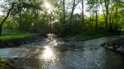 Abrams Creek crossing