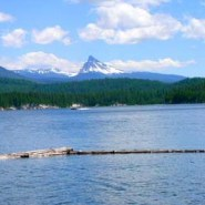New trail coming to Lemolo Lake, Oregon