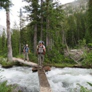 Hiking Grand Tetons 'a trip of a lifetime'
