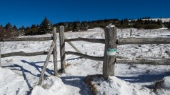 Appalachian Trail gate