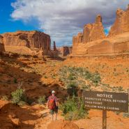 Arches National Park Hikes and Travel Guide