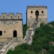 Hiking the authentic Great Wall of China, without the crush