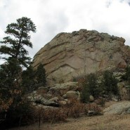 Tres Piedras Ranger District: Mosaic Rock