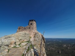 Black Elk Peak lookout tower