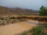 Flash flood aftermath