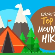 5 of Europe's Top Mountain Hikes