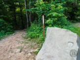 Trailhead memorial