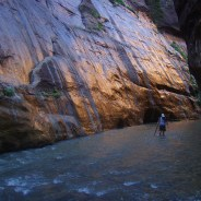Property owner in Zion Narrows closure wants to welcome back hikers, but says the feds need to step up