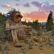 Hikers In Breckenridge Are Being Greeted By A Giant, Mysterious Troll