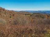 Buckeye Ridge from Summit Trail