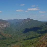Linville Gorge: A Sparkle of Rekindled Joy