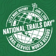 Help Make History on National Trails Day June 1, 2019