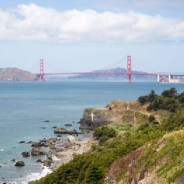 This San Francisco hike offers nature, history — and unobstructed views of the Golden Gate Bridge