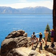 Hiking voted best recreation activity at Lake Tahoe