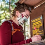 Do you need to wear a face mask while hiking?