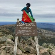 What happens when an African American woman decides to solo-hike the Appalachian Trail during a summer of bitter political upheaval?