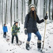 Hikers share tips for staying warm on winter walks