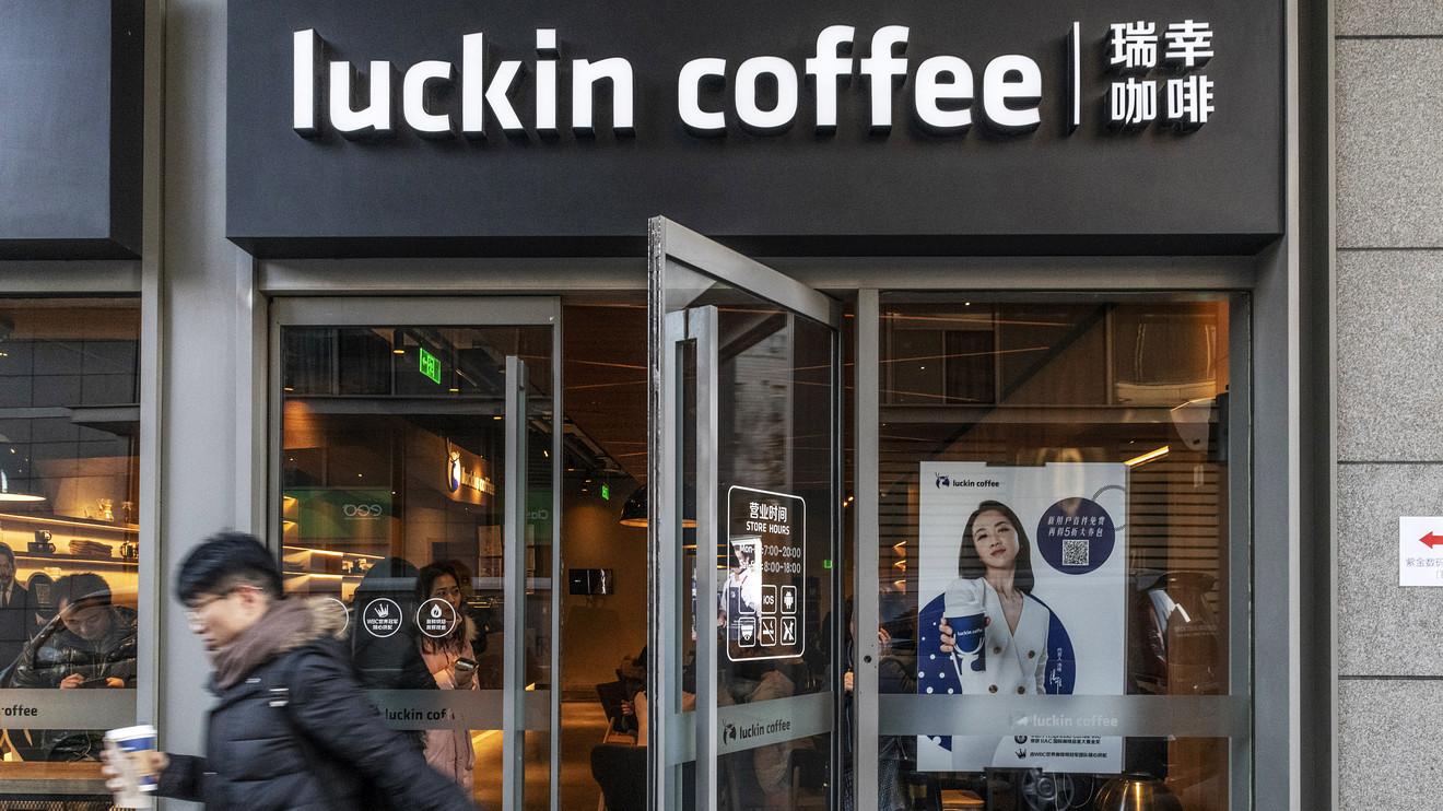 Luckin Coffee Internet Bull Report