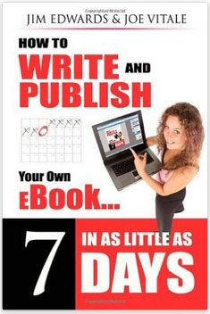 How to Write eBooks That Sell