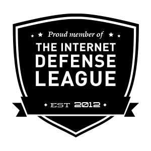 Member vun der Internet Defense League