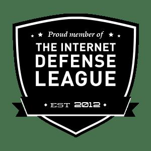 Member of The Internet Defense League