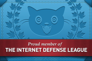 Mitglied der Internet Defense League