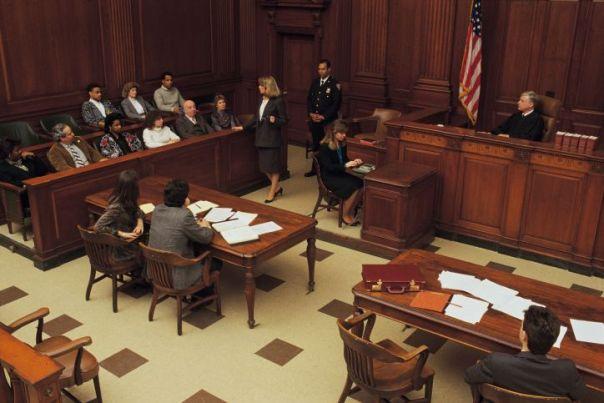 Pulsera conectada como prueba en un juicio