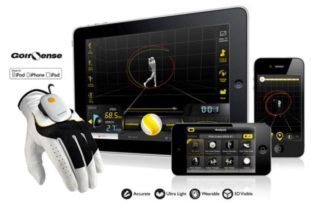golf swing analyzer