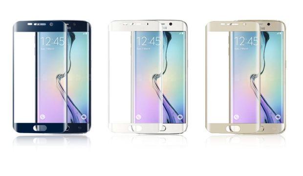 Protector pantalla Samsung S6 Edge