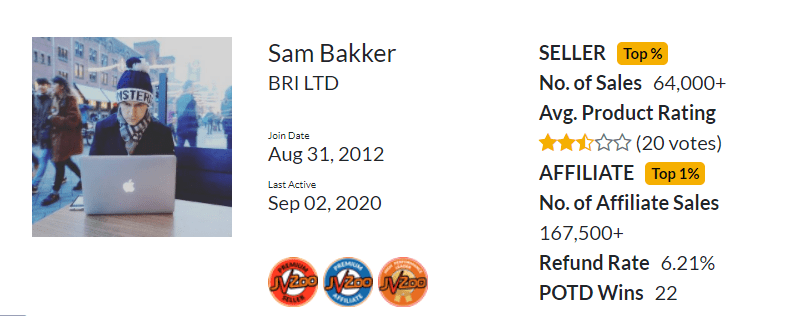 Member app review sam bakker