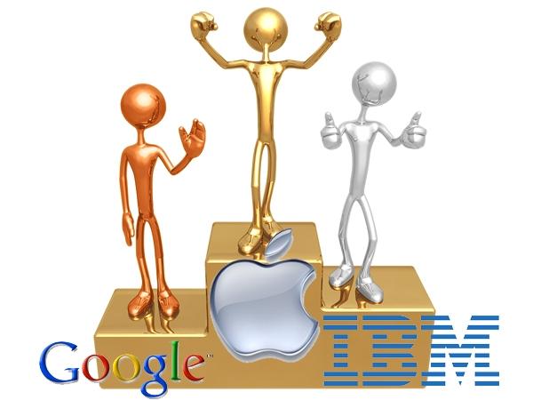 El Top de las marcas más valiosas en internet