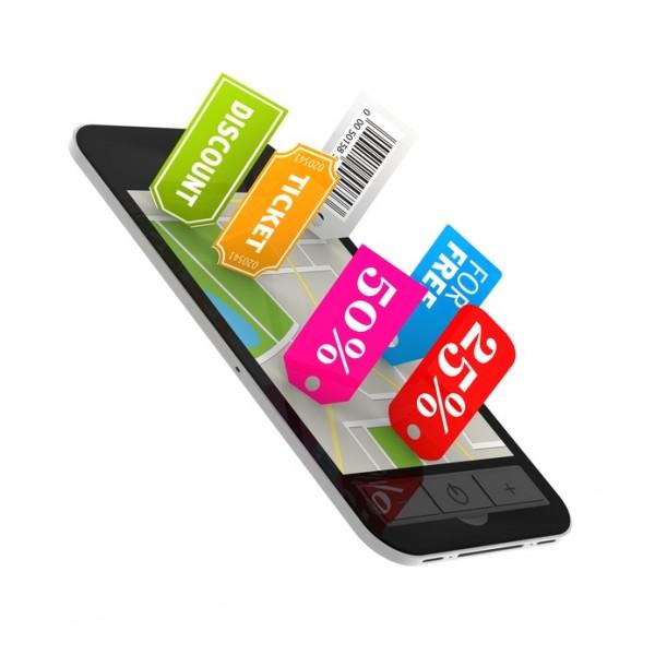 Los ricos en EE.UU prefieren las compras a través del móvil