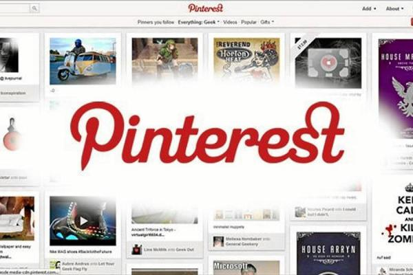 Pinterest se destaca como una importante fuente de tráfico