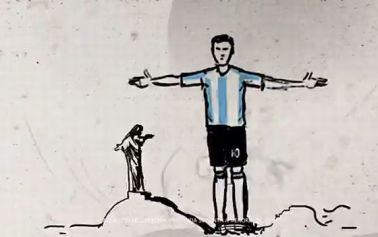 Vídeo Quilmes. La advertencia de Argentina para Brasil 2014